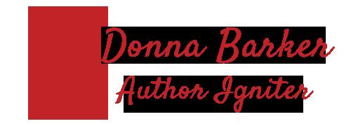 Author Donna Barker
