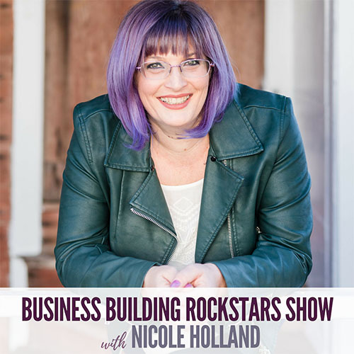 The day I was called a Business Building Rockstar!